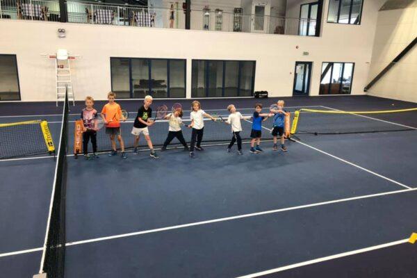 Nytt om Tennisskolen