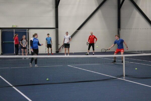 Høst Tenniscamp for voksne